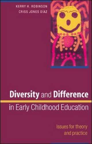 9780335227587: Diversity and Difference in Early Childhood Education