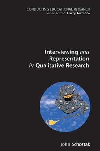 9780335227792: Interviewing and Representation in Qualitative Research Projects