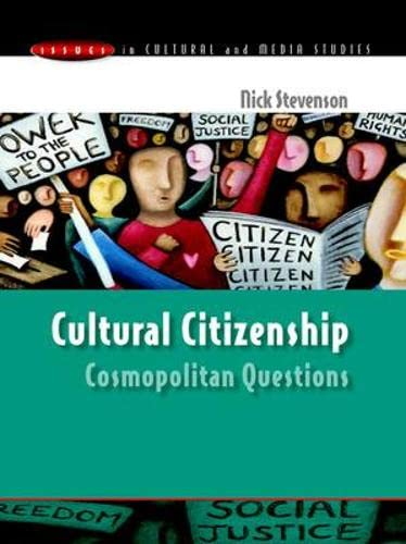 9780335227990: Cultural Citizenship