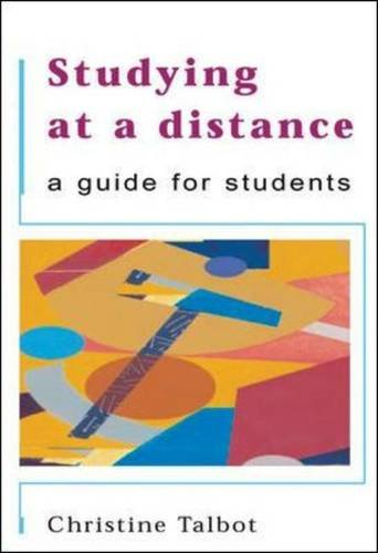 9780335228010: Studying at a distance