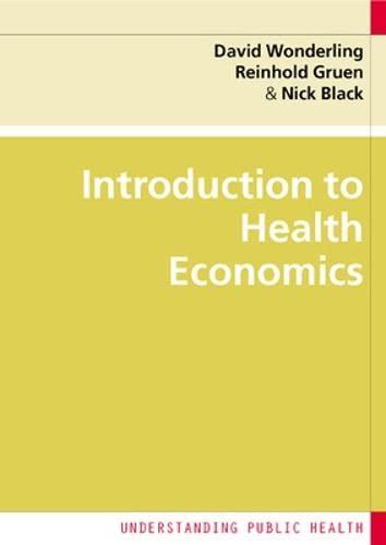 9780335228454: Introduction to Health Economics