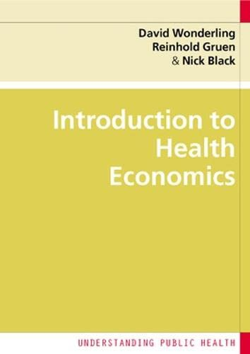 9780335228454: Introduction to Health Economics