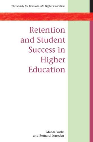 9780335228492: Retention & Student Success in Higher Education