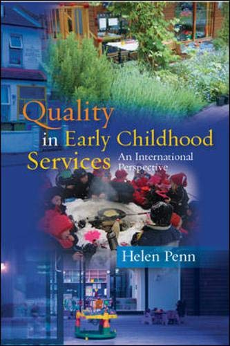 9780335228775: Quality in Early Childhood Services: An International Perspective