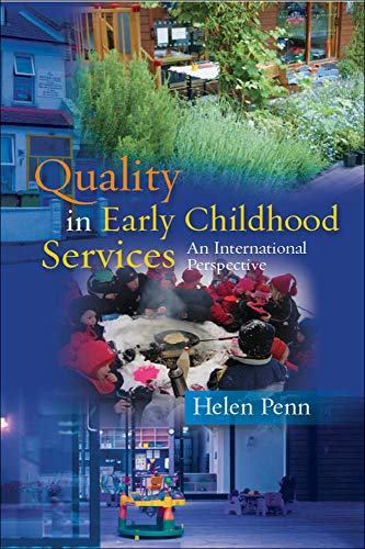 9780335228782: Quality in Early Childhood Services: An International Perspective