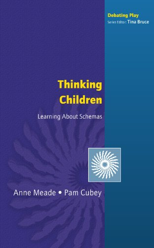 9780335228805: Thinking Children: Learning about Schemas (Debating Play)