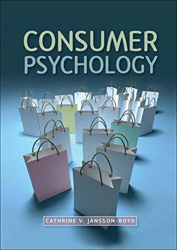 9780335229284: Consumer Psychology