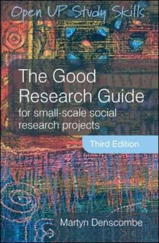 9780335229680: The Good Research Guide