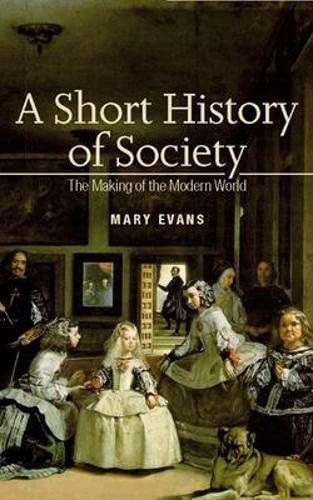 9780335229727: A Short History of Society