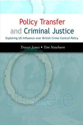 9780335229895: Policy Transfer and Criminal Justice