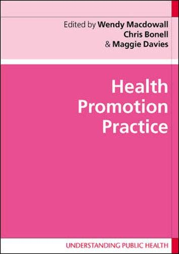 9780335229987: Health Promotion Practice