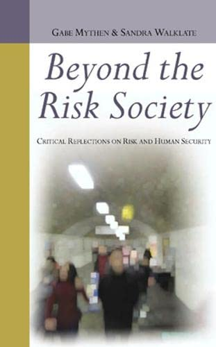 9780335230082: Beyond the Risk Society