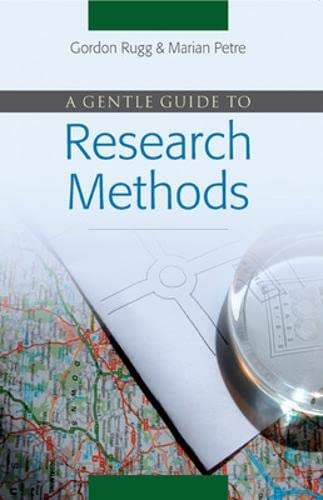 9780335230198: A Gentle Guide to Research Methods