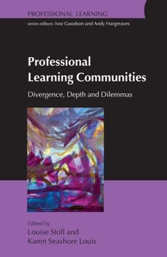 9780335230259: Professional Learning Communities