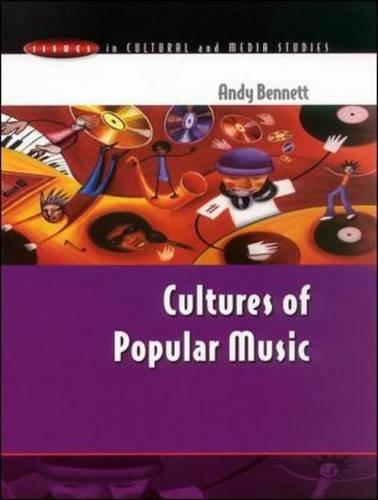 9780335230716: Cultures of Popular Music