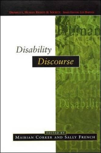 9780335231201: Disability Discourse
