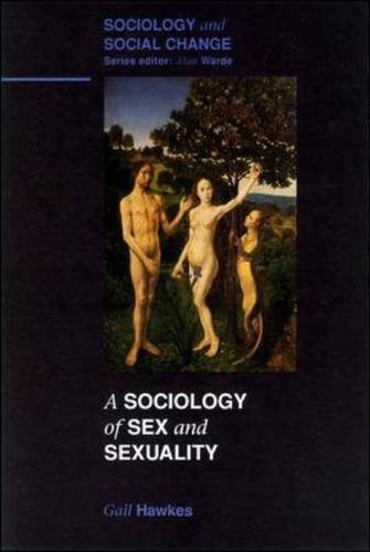 9780335231737: Sociology of Sex and Sexuality