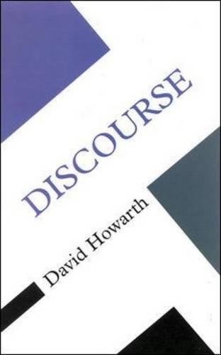 9780335231836: Discourse