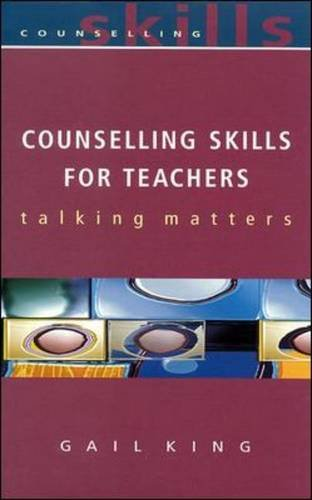 9780335232024: Counselling Skills For Teachers