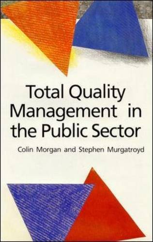 9780335232383: Total Quality Management in the Public Sector