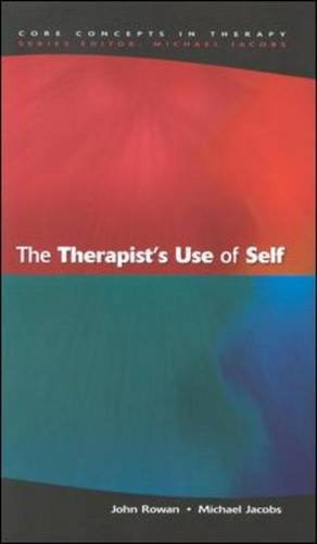 9780335232666: The Therapist's Use Of Self