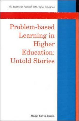 9780335232727: Problem-Based Learning in Higher Education: Untold Stories