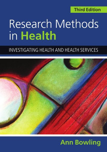 Research Methods in Health: Investigating Health and Health Services 9780335233649  The new edition of Research Methods in Health continues to provide an excellent broad based introduction to the subject. New or expanded sections, for example on the evaluation of complex interventions, mixed research methods, life history interviews, and socio-psychological theories make this third edition well worth purchasing. The content is clearly presented and at a suitable level for its intended audience of health professionals and post-graduate students in health and health-related social sciences.  Virginia Berridge, London School of Hygiene and Tropical Medicine, UK  Research Methods in Health provides a comprehensive guide to the variety of methods for studying and assessing health and health services. The book not only covers all the topics you need regarding research methods, but also looks into the wider aspects of health and health services. I especially liked the way the book didn't jump straight into research methods and methodology, but took time to introduce some of the main sociological and psychological concepts and ideas, as well as looking at demography and epidemiology ... Each chapter is introduced in easily understood terms and ends with the main points concisely summarized ... Throughout the book clear examples are very well used to build on our understanding of key concepts and at the end of the book is a very useful glossary of terms.  Conor Hamilton, Student Nurse, Queen's University Belfast, UK  The additional information in this third edition, for example the coverage of mixed research methods and pertinent social science concepts makes the third edition of this book stand out as a preliminary source of information for anyone looking at research and health ... The summary of main points, key questions and key terms are outstanding and allow the book to be adapted into an essential revision tool as well as adding support and a focal point during reading the book.  Lisa Perraton, Student Nurse, University of Chester, U...
