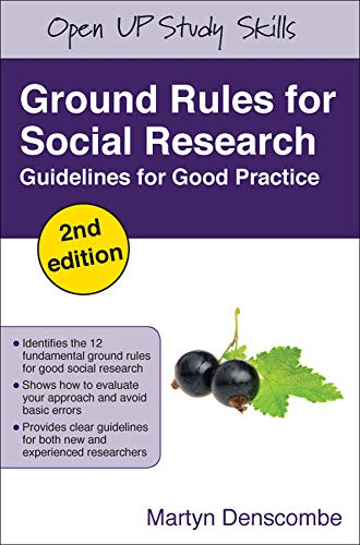 9780335233816: Ground Rules for Social Research: Guidelines for Good Practice