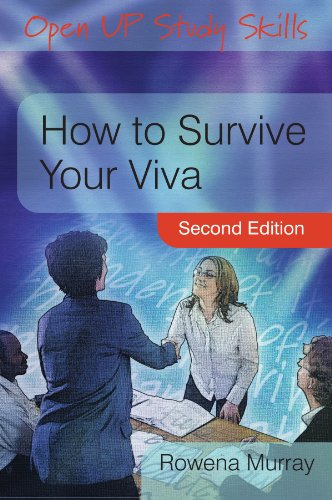 9780335233823: How to Survive Your Viva: Defending a Thesis in an Oral Examination