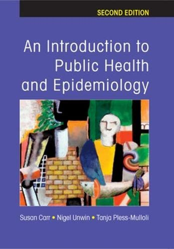 9780335233854: An Introduction to Public Health and Epidemiology