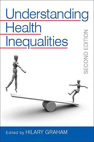 9780335234592: Understanding Health Inequalities (UK Higher Education OUP Humanities & Social Sciences Health)
