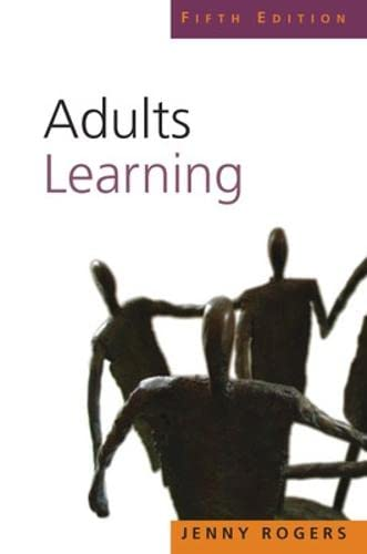 9780335235018: Adults Learning