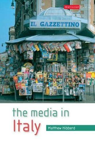 9780335235162: The Media in Italy