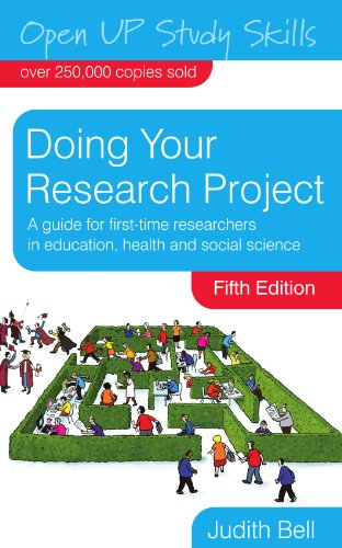 9780335235827: Doing Your Research Project (Open Up Study Skills)