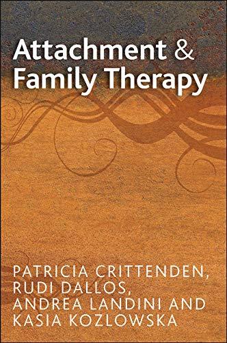 9780335235902: Attachment & Family Therapy