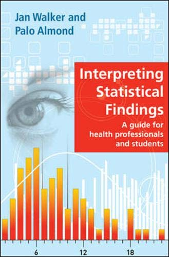 9780335235964: Interpreting Statistical Findings: a guide for health professionals and students
