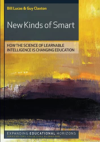 9780335236183: New Kinds of Smart: How the Science of Learnable Intelligence is Changing Education (Expanding Educational Horizons)