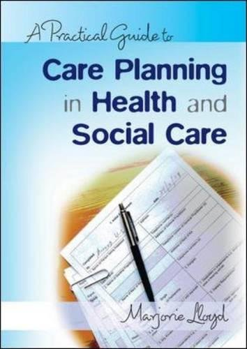 9780335237319: A Practical Guide to Care Planning in Health and Social Care