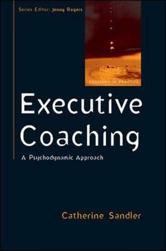 9780335237937: Executive Coaching: A Psychodynamic Approach (Coaching in Practice)