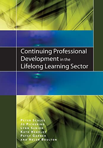 9780335238170: Continuing Professional Development in the Lifelong Learning Sector