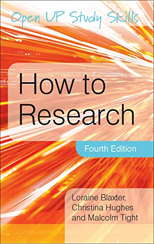 9780335238675: How to Research (Open Up Study Skills)