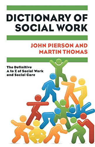 9780335238811: Dictionary of Social Work: The Definitive A to Z of Social Work and Social Care