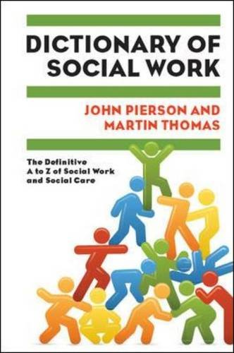 9780335238835: Dictionary of Social Work: The Definitive A to Z of Social Work and Social Care