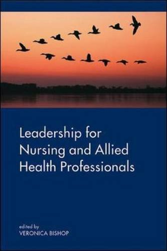 9780335239177: Leadership for Nursing and Allied Health Care Professions