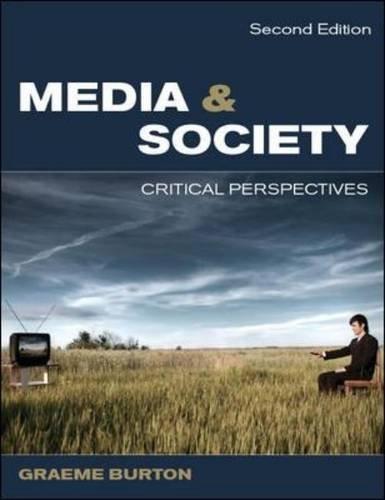 9780335239252: Media and Society