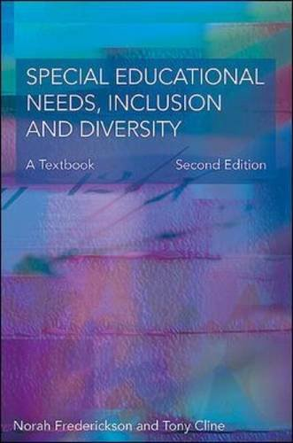 9780335239511: Special Educational Needs, Inclusion and Diversity
