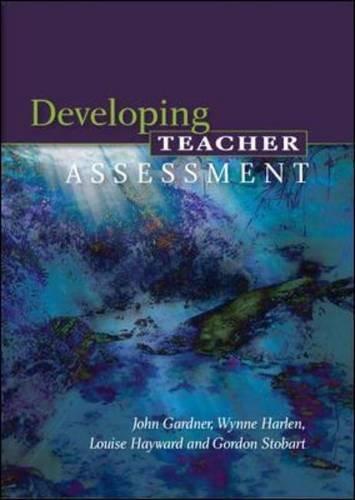 9780335239535: Developing Teacher Assessment