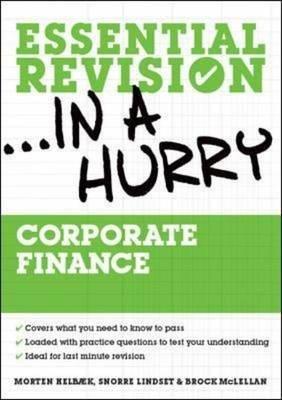 9780335239665: Corporate finance