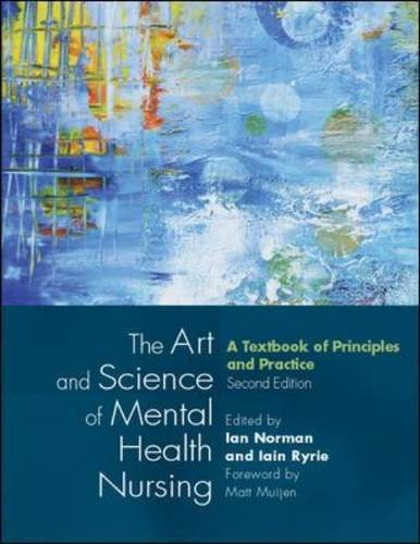 9780335240142: The Art and Science of Mental Health Nursing