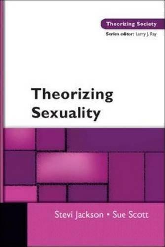 9780335240418: Theorising Sexuality